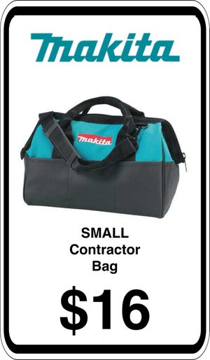 BRAND NEW - Makita Contractors Tool Storage Bag - We accept trades & Credit Cards - AzBE Deals for Sale in Peoria, AZ
