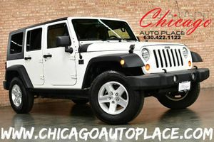 2009 Jeep Wrangler Unlimited for Sale in Bensenville, IL