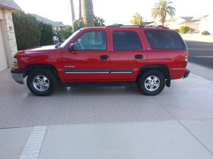 2002 Chevy Tahoe 4X4 for Sale in Glendale, AZ