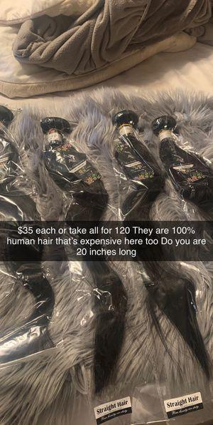 Hair extension for Sale in Salt Lake City, UT
