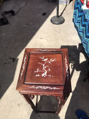 Antique Stand Table for Sale in Long Beach, CA