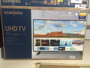 Samsung 55 inch UHD TV 6series for Sale in Belmont, NC