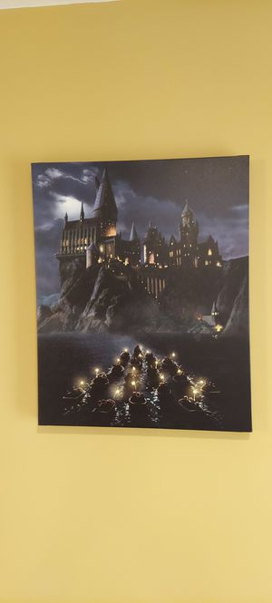 Harry Potter Canvas for Sale in Franklin, MA