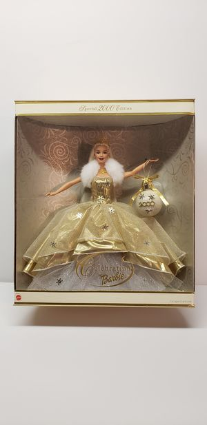 Special edition holiday barbie 2000 for Sale in Algonquin, IL