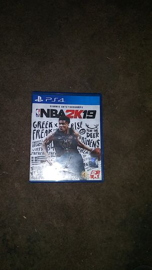 Nba2k19 for Sale in Phoenix, AZ