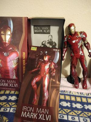 Iron Man and The Joker action figure lot for Sale in Austin, TX