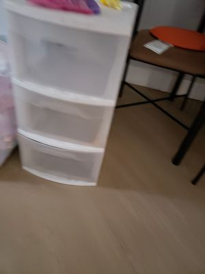 Plastic drawers for Sale in Corona, CA