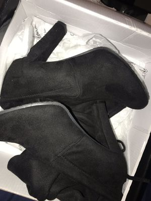 High Thigh Boots Faux Suede NEW! for Sale in Vancouver, WA