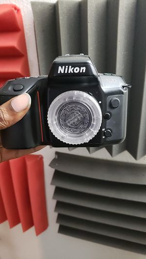 Nikon N70 Full Frame 35mm Film camera for Sale in Fort Worth, TX