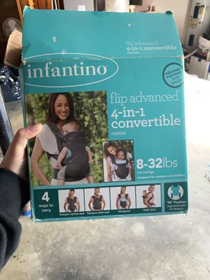 Infantino Baby Carrier for Sale in Mt. Juliet, TN
