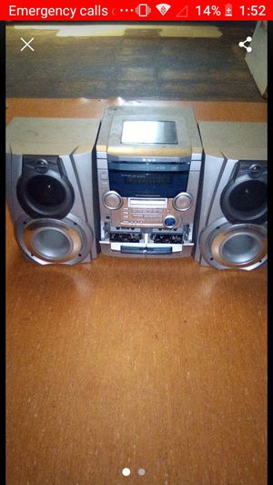Aiwa stereo equipment for Sale in Columbus, OH