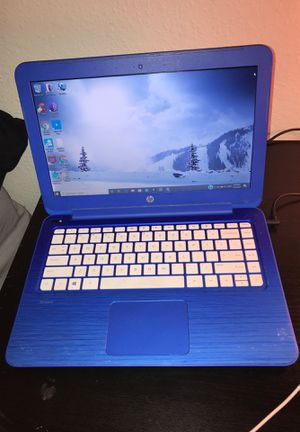 HP stream Notebook 13 for Sale in Glendale, CA