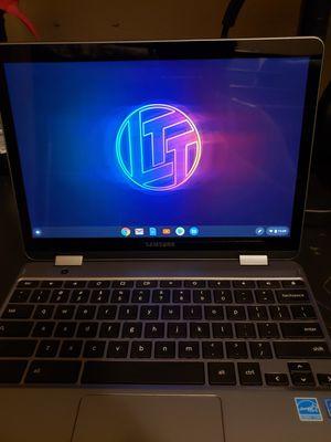 Samsung Chromebook plus 2in1 12.3in for Sale in Princeton, FL