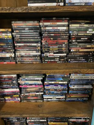 300 dvds for Sale in St. Charles, IL