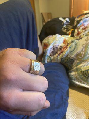 18k gold ring for Sale in Colorado Springs, CO