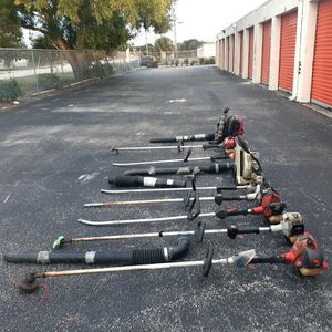 Lanscaping tools For Parts Only Take All 9 Unit for Sale in West Palm Beach, FL