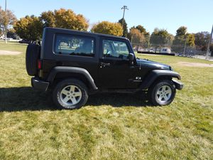 2008 Jeep Wrangler X / 4WD for Sale in Gilbert, AZ