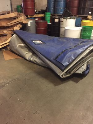 (2 Huge 50ft rolls of thermal, insulated protection barriers... for Sale in Prospect, CT