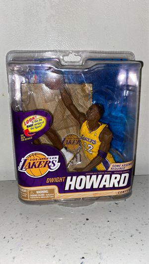 Dwight Howard McFarlane Collectible Toy for Sale in Montebello, CA