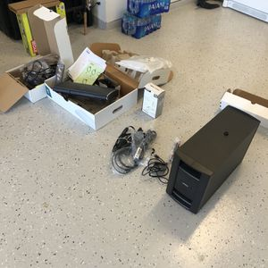 Bose Receiver And Subwoofer for Sale in Spring, TX