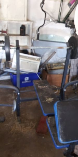 Weight bench for Sale in Rockwall, TX