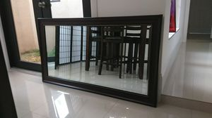 """Excellent wall mirror. 55"""" x 30"""" excellent condition for Sale in Miami, FL"""
