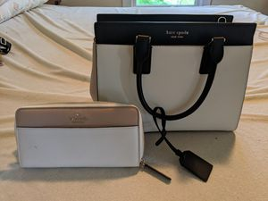 NEW Kate Spade purse & wallet for Sale in Cleveland, OH