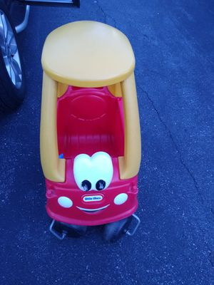 Used riding toy dose not have horn 25.00 for Sale in Germantown, MD