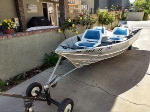 14 Foot Gregor Fishing Boat for Sale in Long Beach, CA