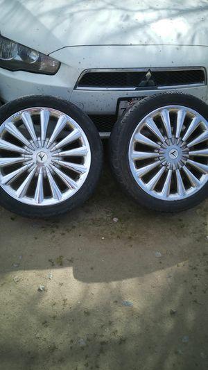 """17"""" wheels came off of a Jetta for Sale in Bakersfield, CA"""