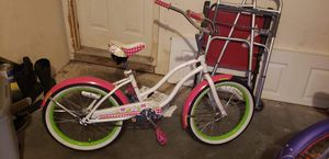Girls 20inch huffy bike for Sale in Virginia Beach, VA