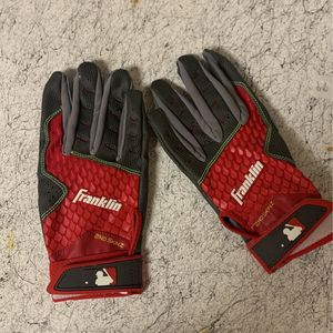Franklin Baseball Gloves I Have Medium And Large for Sale in Auburn, WA