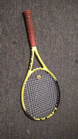 Head Extreme MP tennis racket with suppresor for Sale in San Diego, CA