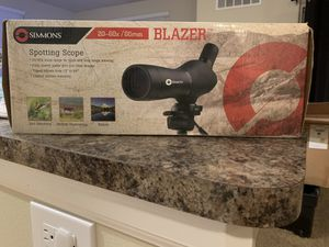 Spotting scope for Sale in Fort Carson, CO