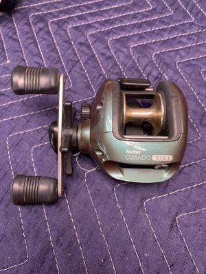 Shimano Curado Bantam CU-200B38 Fishing Reel for Sale in Dallas, TX