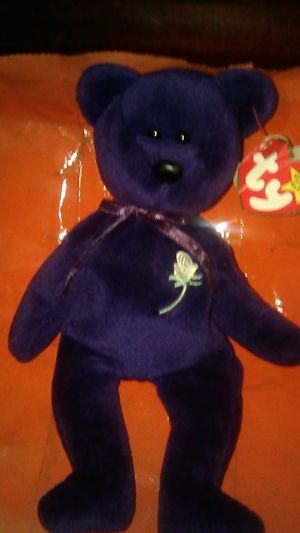 1997 TY Beanie baby RARE PRINCESS for Sale in Los Angeles, CA