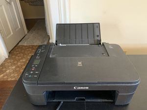 Canon PIXMA TS3120 Printer for Sale in Brockport, NY