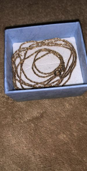 14k gold chain for Sale in Anaheim, CA