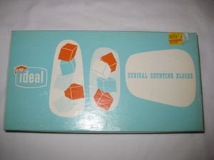 Ideal Cubical Counting Color Blocks for Sale in Traverse City, MI