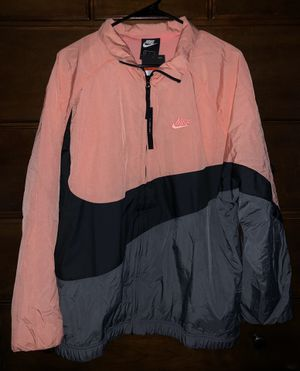 NIKE TRI-COLOR JACKET SIZE L NWT for Sale in Gainesville, VA