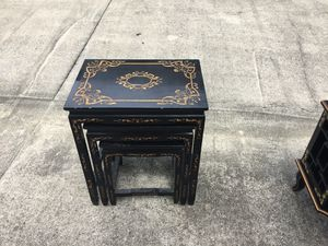 Antique Tables & Cabinetry for Sale in Durham, NC