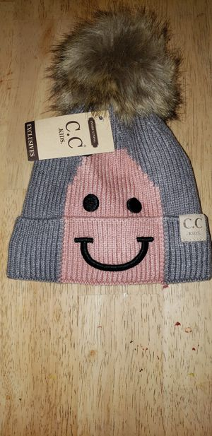 CC Grey Lined Beanie for Sale in Rockland, MA