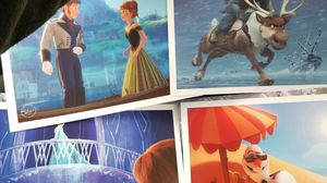 Disney Lithographs for Sale in Forest Hills, TN