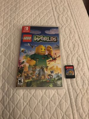 Lego worlds for Nintendo switch for Sale in Columbus, OH