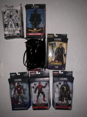 Marvel legends for Sale in Laguna Niguel, CA