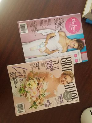 Free bridal magazines for Sale in Tampa, FL