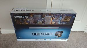 """Brand new Samsung 28"""" 4K UHD high end monitor for Sale in Lavon, TX"""