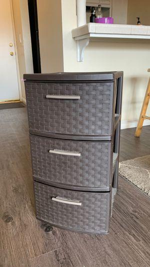 Plastic drawer storage bin for Sale in Long Beach, CA