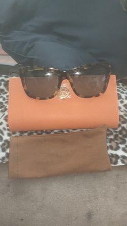 Tory Burch Sunglasses TY 7075 13294S Blue Tortoise Geyser for Sale in SeaTac,  WA