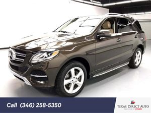 2017 Mercedes-Benz GLE for Sale in Stafford, TX